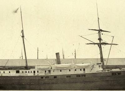 News video: New Pictures of Ship That Sank in 1888