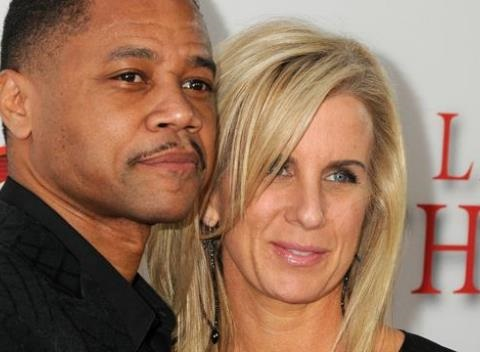 News video: Cuba Gooding Jr. And Sara Kapfer Splitting After 20 Years